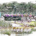 Shorey Park Bridge I by Rose Guay