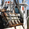 Shrimp Boat Is In by Tara Moorman Photography