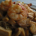 Shrimps With Tofu by LeLeo Khm