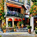 Sicily - Spring Morning by Leonid Afremov