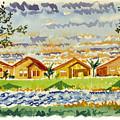 Siena Lakes by Ralph Papa