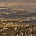 Sierra Nevada Winter Vista by Paul Owen