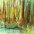 Silent Swamp by Sandy Hemmer