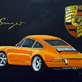 Singer Porsche by Richard Le Page