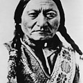 Sitting Bull 1831-1890 Lakota Sioux by Everett
