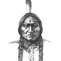 Sitting Bull by Lee Updike