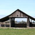 Skagit Barn Sb5019 by Mary Gaines