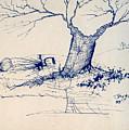 Sketch 6 by Joan Kamaru