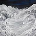 Ski Slope by Teresa Nash
