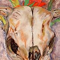 Skull And Glads by Ladonna Idell