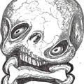 Skullnbone Twisted by Robert Wolverton Jr