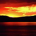 Sky Of Fire by Aidan Moran