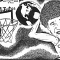 Slam Dunk Social Justice by Yonatan Frimer Maze Artist
