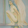 Sleeping Angel by Begonha True