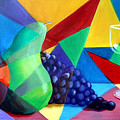 Sliced Fruit by Maryn Crawford