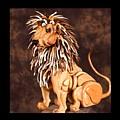 Small Lion by Thomas Thomas