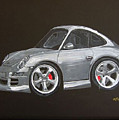 Smart Porsche by Richard Le Page