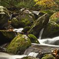Smokies Waterfall by Andrew Soundarajan