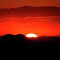 Snake River Plain Sunset by Greg Norrell