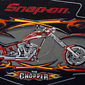 Snap-on Chopper by Richard Le Page