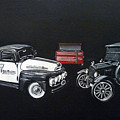 Snap-on Ford Trucks by Richard Le Page
