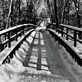Snow Covered Bridge by Daniel Carvalho