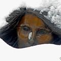 Snow Lady  by George Tuffy