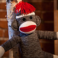 Sock Monkey by Edward Myers