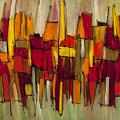 Sound And Fury Three by Lynne Taetzsch