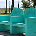 South Beach Bench by Rob Hans