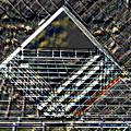 Southbank London Abstract by David Pyatt
