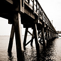 Southport Pier  by Mandy Willis