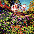 Spanish House by David Lloyd Glover