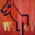 Spirit Horse by Charles Stuart
