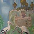 Spirit by Maria  Kolucheva