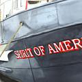 Spirit Of America by Norton Linda