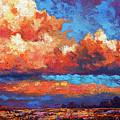 Spirit Sky by Marion Rose