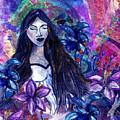 Spiritual Garden Of Hope by Cassandra Donnelly