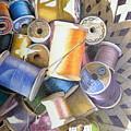 Spools by Bonnie Haversat