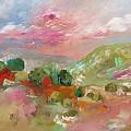 Spring Bloom by Linda Monfort