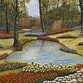 Spring Blooms by Darren Yarborough