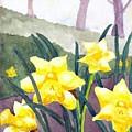 Spring by Jacqui Kilcoyne