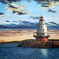 Spring Point Lighthouse by Jeff Toole