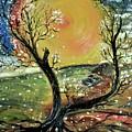 Springtime 2 by Evelina Popilian