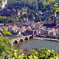 Springtime in Heidelberg