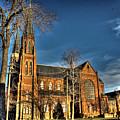 St. Annes Detroit Mi by Nicholas  Grunas