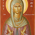 St Elizabeth The Wonderworker by Julia Bridget Hayes