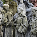 St Francis Statues by John Greim