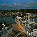 St. Lucia In The Evening by Gary Wonning