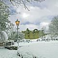 St Mary's Churchyard - Tutbury by Rod Johnson